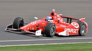 Scott Dixon was the third-fastest driver in Wednesday's abbreviated practice session for the Indianapolis 500. (David Heithaus photo)