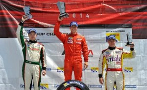 Chris Green, Scott Hargrove, Spencer Pigot