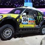 A Mini Dakar off-road racer. (Ralph Sheheen Photo)