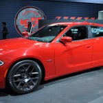 The 2015 Dodge Charger. (Ralph Sheheen Photo)