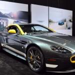 The Aston Martin Vantage GT. (Ralph Sheheen Photo)