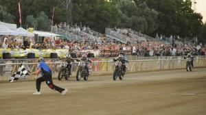 The Sacramento Mile makes its return to AMA Pro Flat Track racing in July. (AMA Pro Racing/Dave Hoenig photo)