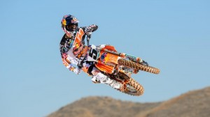Red Bull KTM's Ryan Dungey will compete for a third career 450 Class title in 2014. (Simon Cudby/Racer X photo)