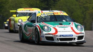 Chris Green's goal in 2014 is simple: win a Porsche GT3 Cup title. (IMSA photo)