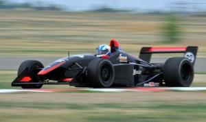 Tyler Hunter set the fastest SCCA lap ever during the Formula Atlantic event at Pueblo (Colo.) Motorsport Park Saturday. (Rupert Berrington Photo)