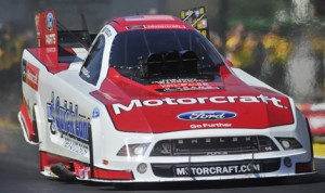 Bob Tasca is hoping to score his first NHRA Funny Car victory of the year this weekend at New England Dragway. (NHRA Photo)