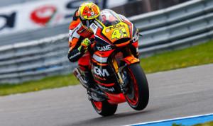 Aleix Espargaro led the way in MotoGP practice at TT Circuit Assen. (MotoGP Photo)