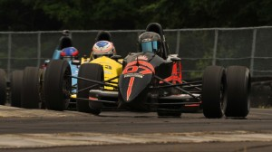 Steve Bamford took the win Sunday at VIR. (F1600 photo)