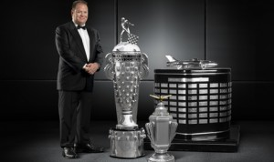 Chip Ganassi will receive the inaugural Cameron R. Argetsinger Award from the International Motor Racing Research Center next month. (IMRRC Photo)