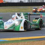 More on-track action during the 24 Hours of Le Mans. (Pete Richards Photo)