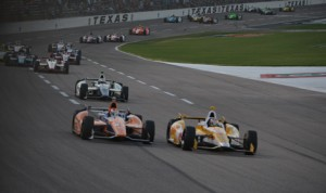 IndyCar has increased downforce limits for Verizon IndyCar Series teams ahead of the Firestone 600 at Texas Motor Speedway. (IndyCar Photo)