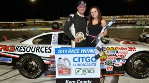 Wilson and Richardson were the big winners on Saturday at Kern County Raceway Park. (Kern County photo)