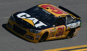 Caterpillar has extended its partnership with Richard Childress Racing in the NASCAR Sprint Cup Series. (NASCAR Photo)