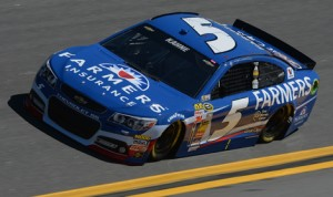 Farmers Insurance will remain as a sponsor on the No. 5 Hendrick Motorsports Chevrolet SS through 2017. (NASCAR Photo)