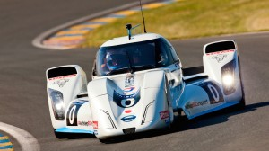The mirrorless Nissan ZEOD RC makes its debut in the 24 Hours of Le Mans this week. (Nissan photo)