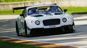 Bentley Motors makes its U.S. return with Dyson Racing. (Dyson Racing photo)