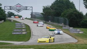 Doug Peterson outlasted a 47-car field to win the Trans Am race at Road America. (Chris Clark photo)