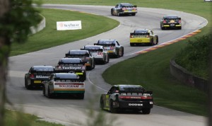 Road America officials are hoping to bring the NASCAR Sprint Cup Series to the scenic road course in the next few years. (NASCAR Photo)