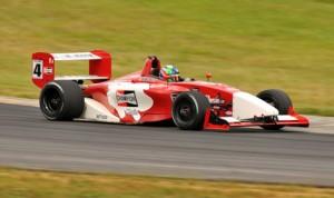 Daniel Burkett won Sunday's Atlantic Championship event at Virginia Int'l Raceway. (Atlantic Championship Photo)
