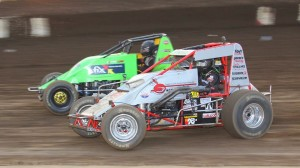 Damion Gardner wants another win at Perris Auto Speedway. (PAS photo)