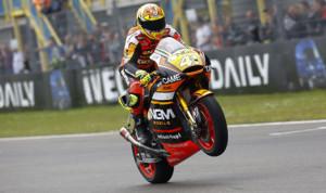 Aleix Espargaro earned his first MotoGP pole Friday at TT Circuit Assen. (MotoGP Photo)