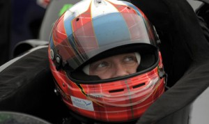 Ryan Dalziel will join Starworks Motorsports to race in the TUDOR United SportsCar Championship Prototype Challenge class this weekend at Kansas Speedway. (Paul Webb/LAT Photo)