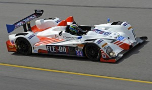 Colin Braun & Jon Bennett were the winners of the standalone TUDOR United SportsCar Championship Prototype Challenge event Saturday at Kansas Speedway. (F. Peirce Williams/LAT Photo)