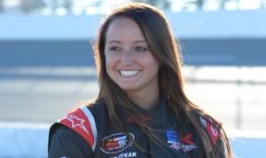 Kenzie Ruston (NASCAR Photo)