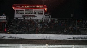 Franklin County Speedway will complete its season at Ace Speedway.