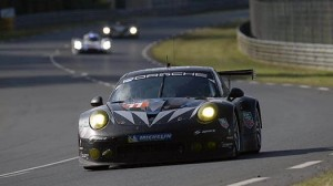The No. 77 Porsche team posted another top-five finish in the 24 Hours of Le Mans. (Rick Dole photo)