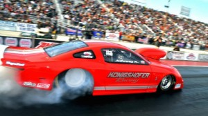 Pro Stock cars will be back in IHRA for good beginning in 2015. (IHRA photo)