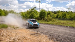 Subaru Rally Team USA dominated the two-day STPR and escaped with the win. (Subaru photo)