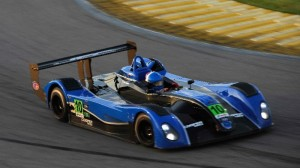 Mikhail Goikhberg has won three of the first four rounds of Cooper Tires Prototype Lites Powered by Mazda competition this season. (IMSA photo)