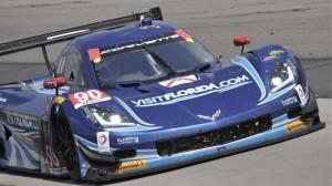 The No. 90 Spirit of Daytona team scored the win on Sunday in Watkins Glen, N.Y. (Dennis Bicksler photo)