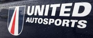 United Autosports logo