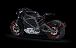 Harley-Davidson has debuted Project LiveWire, the companies first electric motorcycle. (Harley-Davidson Photo)