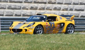 David Brand was the STU class winner during Saturday's SCCA Eastern Conference Majors Tour stop at New Jersey Motorsports Park. (SCCA Images Photo)