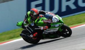 Tom Sykes swept both World Superbike races Sunday Misano World Circuit Marco Simoncelli in Italy. (World Superbike Photo)