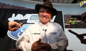 Jack Roush in 2013. (NASCAR Photo)