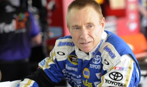 Mark Martin has returned to Roush Fenway Racing as a driver development coach. (NASCAR Photo)