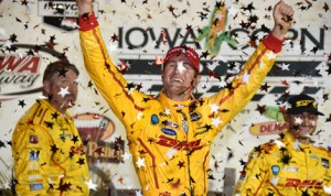 Ryan Hunter-Reay has signed a contract extension to remain with Andretti Autosport. (Al Steinberg Photo)