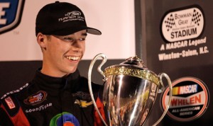 Ben Rhodes will attempt to win his fifth-straight NASCAR K&N Pro Series East event this weekend at New Hampshire Motor Speedway. (NASCAR Photo)