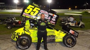 Tony Nichols scored the victory at Citrus County on Saturday.