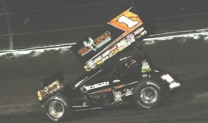 Sammy Swindell has entered the 360 Knoxville Nationals this weekend. (Julia Johnson photo)