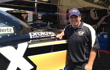 Prolong Super Lubricants has partnered with Tony Pedregon for the 2014 NHRA season.