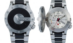 John Force has partnered with premium watch maker ALTAIR to create the limited edition ALTAIR FORCE watch.