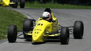 Lyla Agren captured her first F1600 win on Saturday. (F1600 photo)