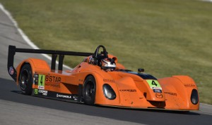 Remo Ruscitti earned his first Cooper Tires Prototype Lites victory Saturday at Canadian Tire Motorsports Park. (Scott LePage/LAT Photo)