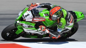 Tom Sykes won his third straight SBK pole in Portugal on Saturday. (SBK photo)