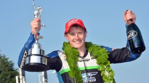 Dean Harrison joins Lee Johnston as teammates for the Classic TT. (IOM photo)